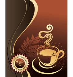 cafe graphic vector image