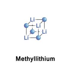 Methyllithium is the simplest organolithium vector