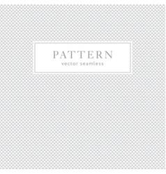 simple geometric seamless pattern vector image