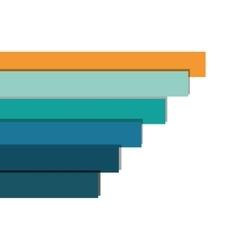 Template empty infographic vector
