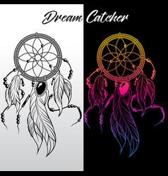Dream catcher icon 06 vector