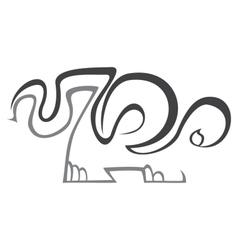 Zoo symbol vector image
