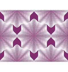 Bright stripy endless pattern art continuous vector