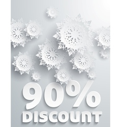 Discount percent vector