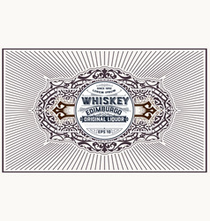 western label vector image