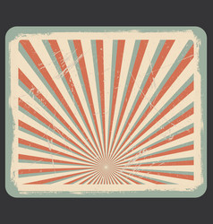 Background in vintage style vector