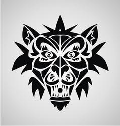 Demon Tribal vector