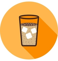 Iced Coffee vector