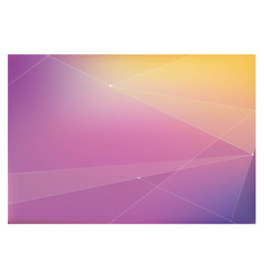 background with purple and pink hue and stripes vector image vector image