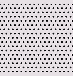 polka dot seamless pattern abstract vector image