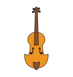 violin music instrument vector image