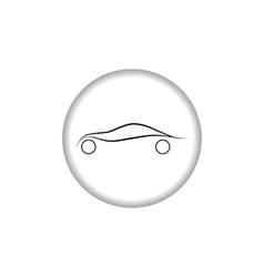 Car logo Automobile sign vector image