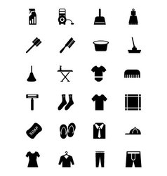 Cleaning Icons 4 vector
