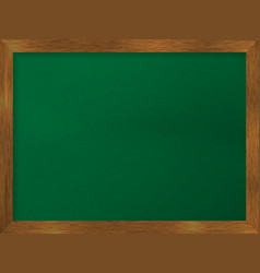 school board is green vector image