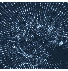 Cobweb Or Spider Web Network background vector image
