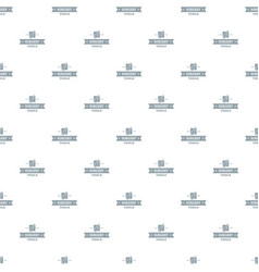 Forceps pattern seamless vector