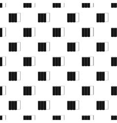 Printer cartridges pattern simple style vector