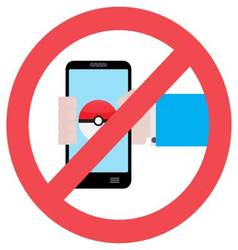 Zone pokemon game ban vector