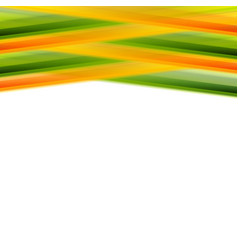 abstract bright smooth stripes background vector image