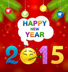 2015 smile idea vector