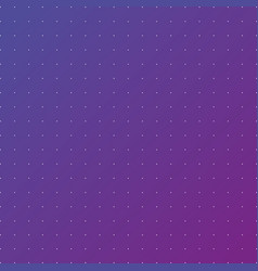 Abstract futuristic dots purple gradient modern vector