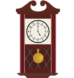 Wall-clock vector