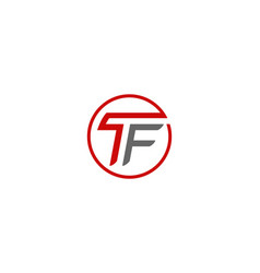minimal letter symbol vector image