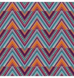 Seamless pattern tribal Navajo vector