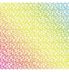 Texture triangles vector image vector image