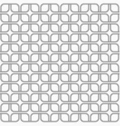 abstract seamless geometric lattice pattern vector image