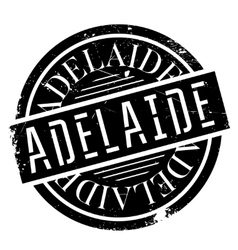 Adelaide rubber stamp vector image