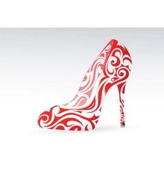 Stiletto pattern vector