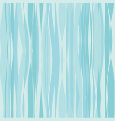abstract turquoise water waves seamless pattern vector image