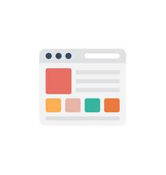 Browser vector