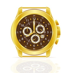 Wristwatch 01 vector
