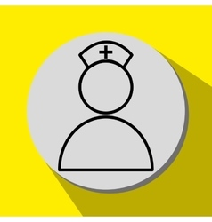 Medical and healthcare icon vector image vector image
