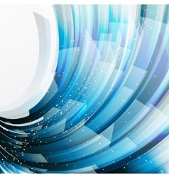 abstract background wiht transparent blue-gray vector image vector image