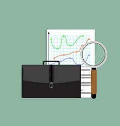 Analysis exchange portfolio vector