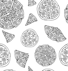 PizzaItaliana3 vector image