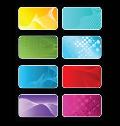 abstract background designs vector image