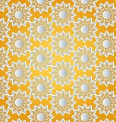Sun abstract pattern vector