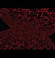abstract dots vector image