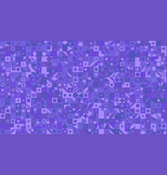 Mosaic pattern hd background - abstract chaotic vector