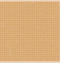 Waffles pattern vector