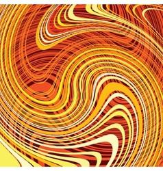Swirl Lines Background vector image vector image