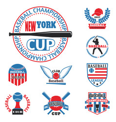 tournament competition graphic champion vector image