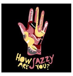 Jazz people vector