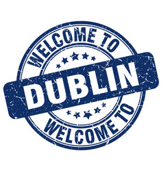 Welcome to dublin vector