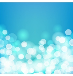 Blue and aqua background vector image vector image