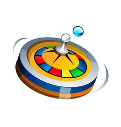 Icon gamble vector